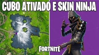 FORTNITE-CORRUPTED LAKE AND SKIN NINJA CONFIRMED! SEASON 6