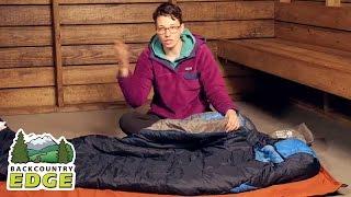 Mountain Hardwear Bozeman Flame Sleeping Bag