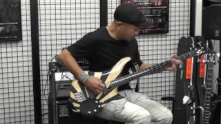山下昌良 x Vigier Special Bass Clinic@御茶ノ水楽器センター