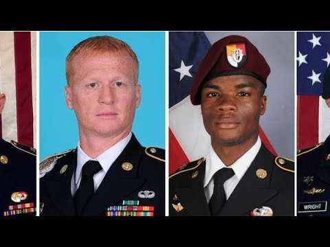 The Deadly Ambush In Niger | Los Angeles Times