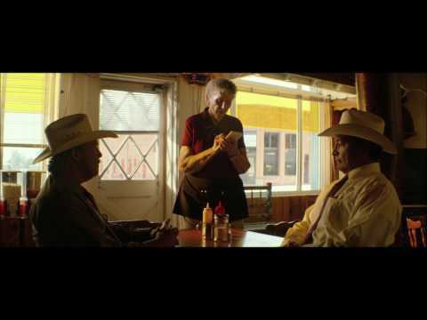 What Don't You Want? Waitress | Hell or High Water (2016) | 1080p HD