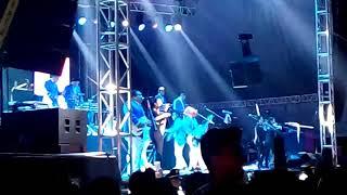 Los Angeles Azules MIS SENTIMIENTOS Teatro del Pueblo Feria Pachuca Hgo 2017