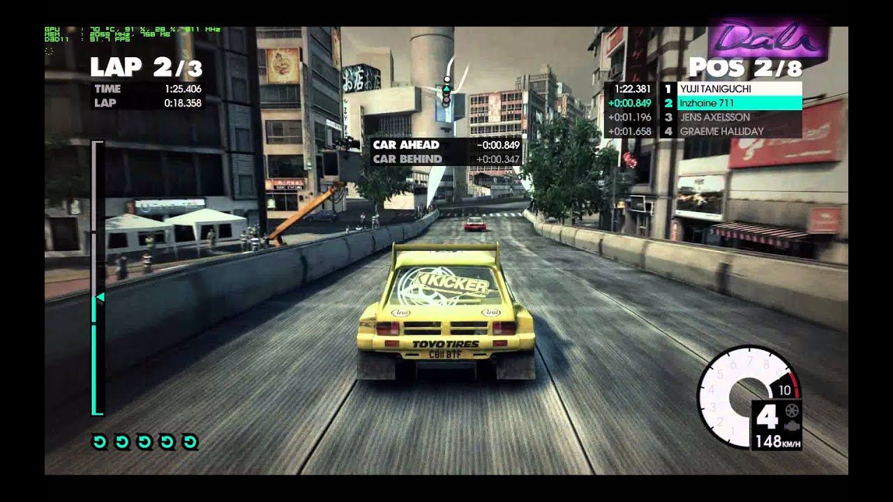 dirt 3 complete edition pc gameplay hd 1080p pt 2 youtube. Black Bedroom Furniture Sets. Home Design Ideas