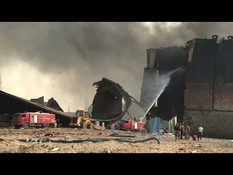 At least 11 dead, 59 wounded in Pakistan ship-breaking accident