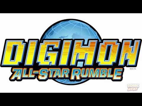Credits Theme  Digim All Star Rumble Music