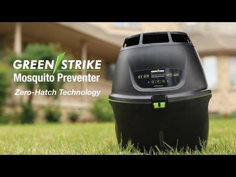 GREENSTRIKE's Mosquito Preventer