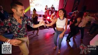 Senol & Isilsu - Salsa Social Dancing | Bodrum Latin Dance Festival 2018