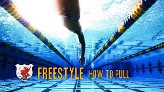 Swimisodes - Improve Freestyle Technique - How to Pull Underwater