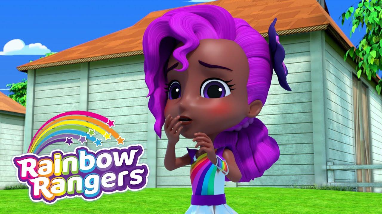 The Gossamer Gown | Rainbow Rangers Episode Clip
