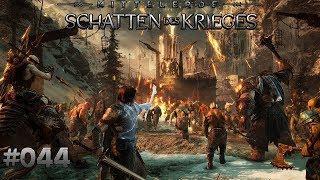 Mittelerde: Schatten des Krieges #044 - Meine Festung - Let's Play Mittelerde Deutsch / German