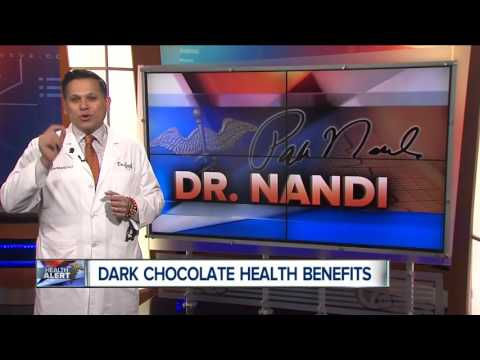 Dark chocolate rich in plant chemicals that may help to protect the heart