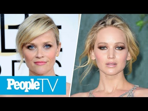 Reese Witherspoon Reveals Sexual Assault At 16, Jennifer Lawrence Reveals 'Naked Line-Up' | PeopleTV