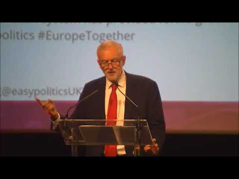 Jeremy Corbyn speech and Q&A for Socialists Together conference