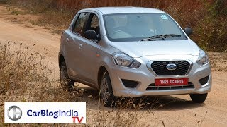 Datsun Go Test Drive Review- Price, Features, Interiors, Exteriors, Mileage, Space & Comfort