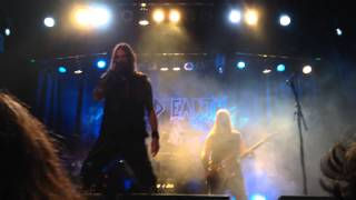 Iced Earth-if I Could See You 4/17/14