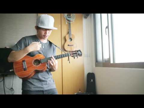 Alvis Chiu邱文輝 Attention  Charlie Puth 烏克麗麗UKULELE Cover