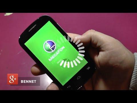 Сим карта Tele2 в смартфоне Мегафон Оптима. Bennet Live!