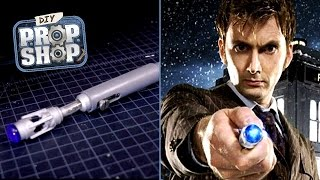Make a Sonic Screwdriver (Doctor Who) - DIY Prop Shop
