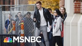 Ohio State Attack: FBI Trying To Determine If Co-Conspirator Involved | MSNBC