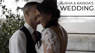 Alisha & Kainoa
