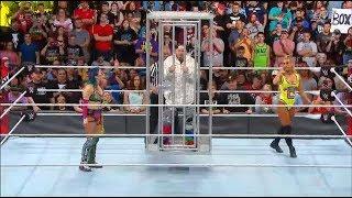 asuka vs carmella Smackdown women's championship Extreme rules (full match)