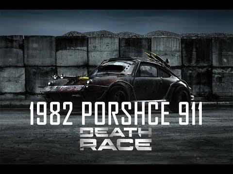 1982 Porsche 911 Death Race Movie Modification 3d Youtube