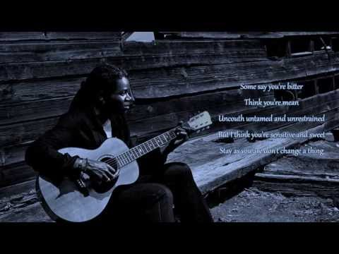 You're The One - Tracy Chapman - with Lyrics