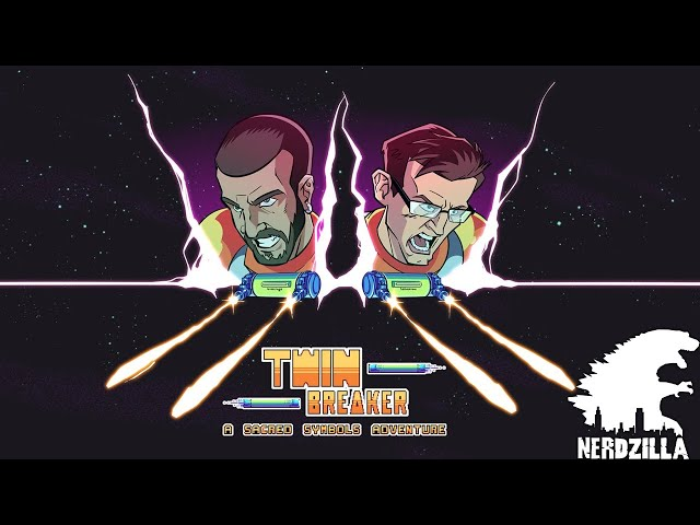 Twin Breaker: A Sacred Symbols Adventure Review Stream with N3RDZILLA GAMING