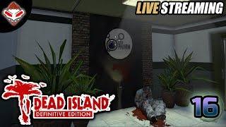 [LIVE] #16 MASIH HARUS BANTUIN PARA SCIENTIST | DEAD ISLAND (PC GAMES)