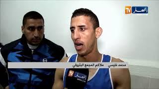 تألق المنتخب العسكري في إختتام فعاليات البطولة الوطنية للملاكمة بالشلف