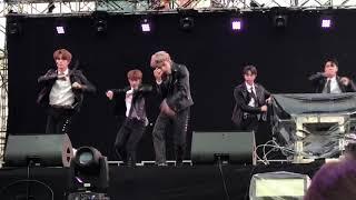 181209 NCT U - THE 7TH SENSE - MAYA Music Festival