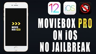 Get NEW MovieBox PRO - The Best App to Watch Movies and TV Shows on iOS 12/11/10 iPhone iPad iPod