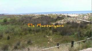 Els Muntanyans - Playa naturista Torredembarra