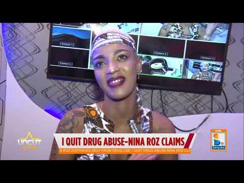 Download Nina Roze distances herself from drug abuse  Uncut
