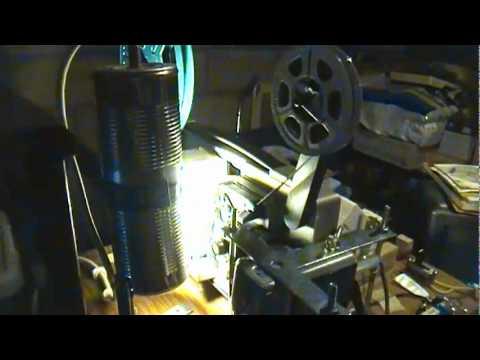 elmo 8mm telecine transfer machine