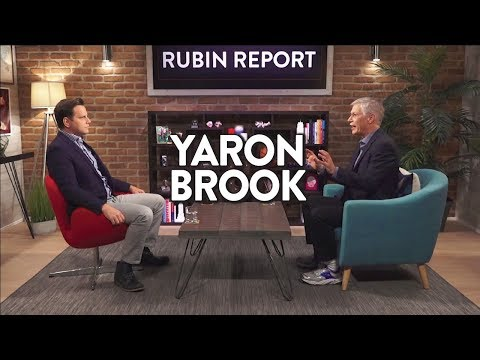 Yaron Brook and Dave Rubin: Objectivism, Religion, and the Role of Government Full