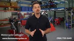 Best Motorcycle Collision Repair Shops Jacksonville FL, 904.733.3645, Jacksonville, Florida.
