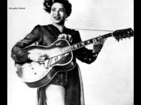Memphis Minnie-Me And My Chauffer Blues