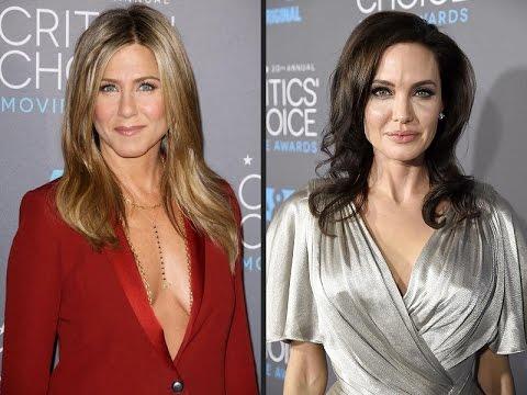 What Oscar Snubs? Inside Jennifer Aniston & Angelina Jolie's Night at the Critics' Choice Awards