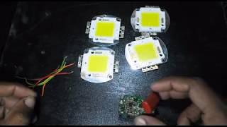 led bulb repair khrab led bulb ke jgah 12volt led 4 bulb ko lgaye aur jlaye life time by