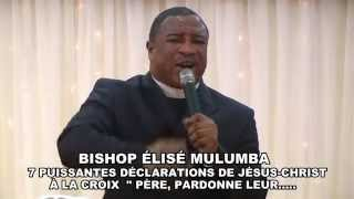 BISHOP ÉLISÉ MULUMBA