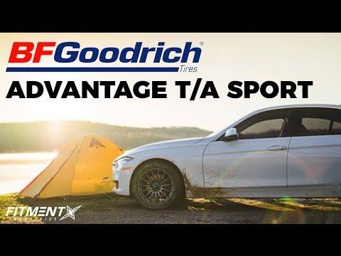 Driving Review - BFGoodrich Advantage T/A Sport