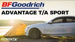 Driving Review - BFGoodrich Advantage T/A Sport