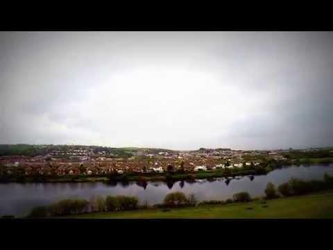 Sandy Water Park ,Llanelli Carmarthenshire ,By Hidden Carmarthenshire