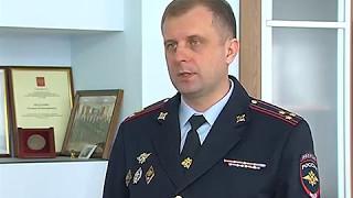 Начальник УГИБДД ГУ МВД России по Воронежской области Евгений Шаталов