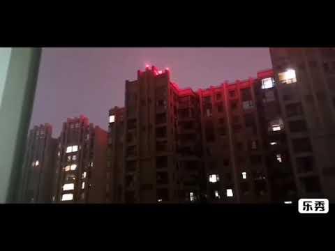 Amazing! Earthquake warning countdown in Chengdu | China |成都地震
