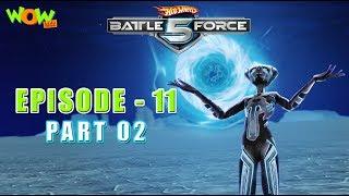 Motu Patlu presents Hot Wheels Battle Force 5 - Artificial Intelligence - Episode 11-P2 - in Hindi