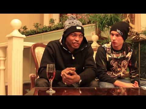 Sticky Fingaz @ChildofBronx - interview (trailer)