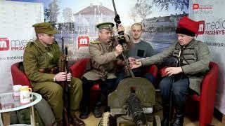 Wywiad z GRH 14 Pułku Strzelców Syberyjskich w Przasnyszu