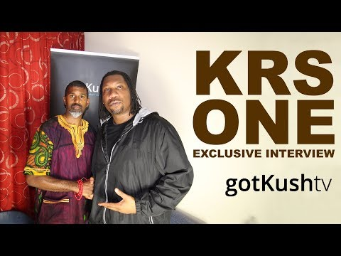 KRS ONE Goes DEEP in Science, DNA, & the purpose of the self Part 4